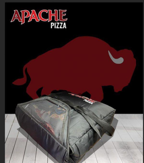 Apache Pizza Bags